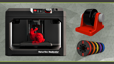 3D Printing with Makerbot Tutorial Videos