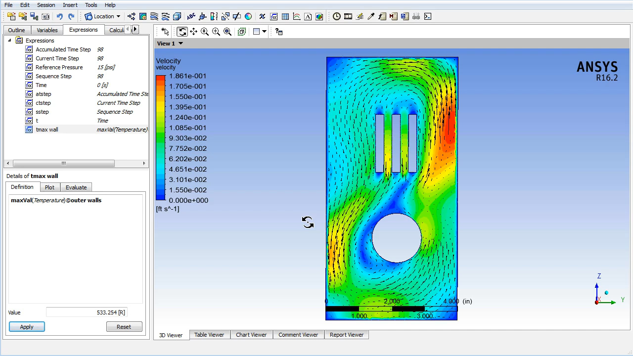 ANSYS Tutorials and Training Courses